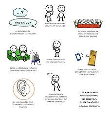 goda råd till dig som ka behöva kolla hörseln