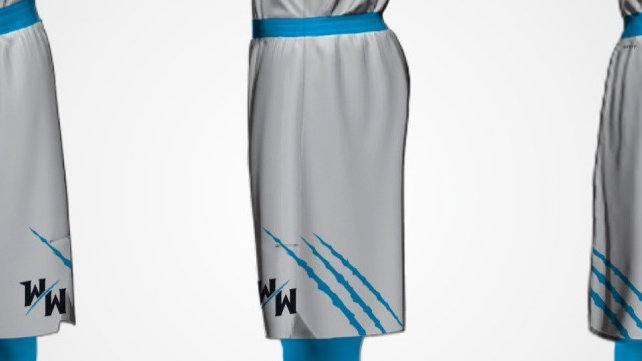 Authentic Wildcats Game Shorts