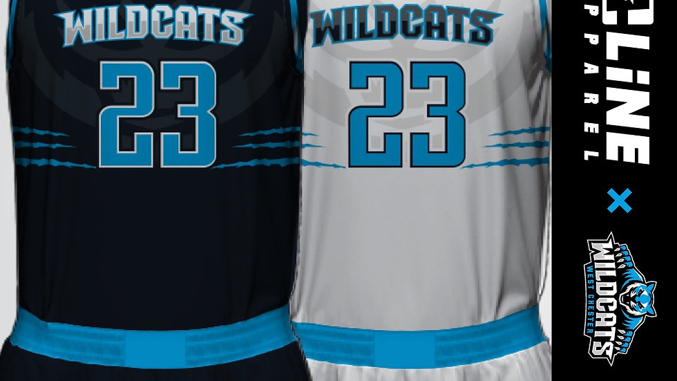 Authentic Personalized Wildcats Jersey