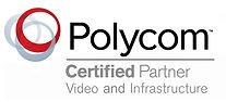Polycom Certified Partner Logo