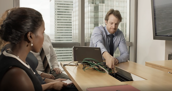 Presentation Cabling Problems