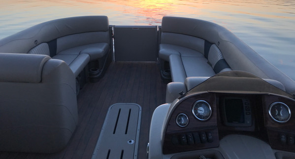 Open Bow Seating