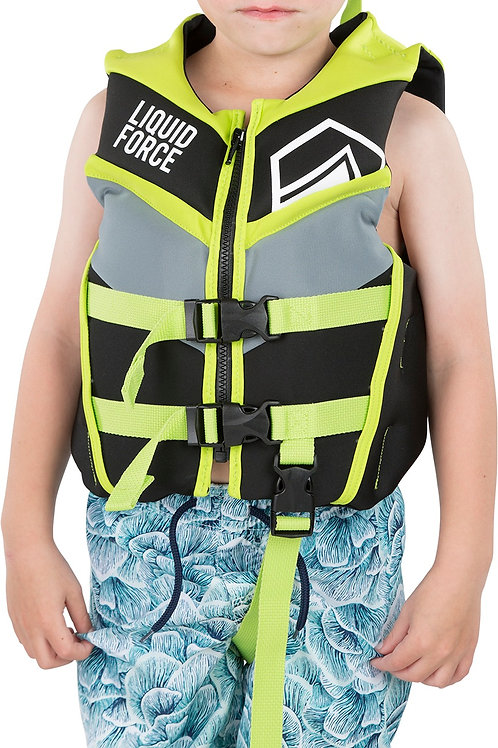 Liquid Force Youth Nemesis Vest