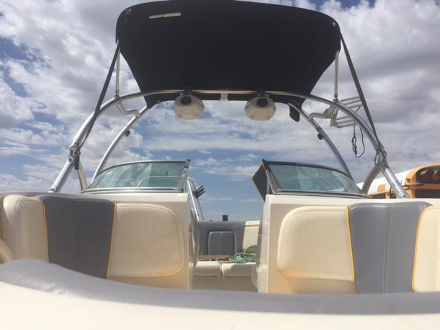 All boats have a Bimini