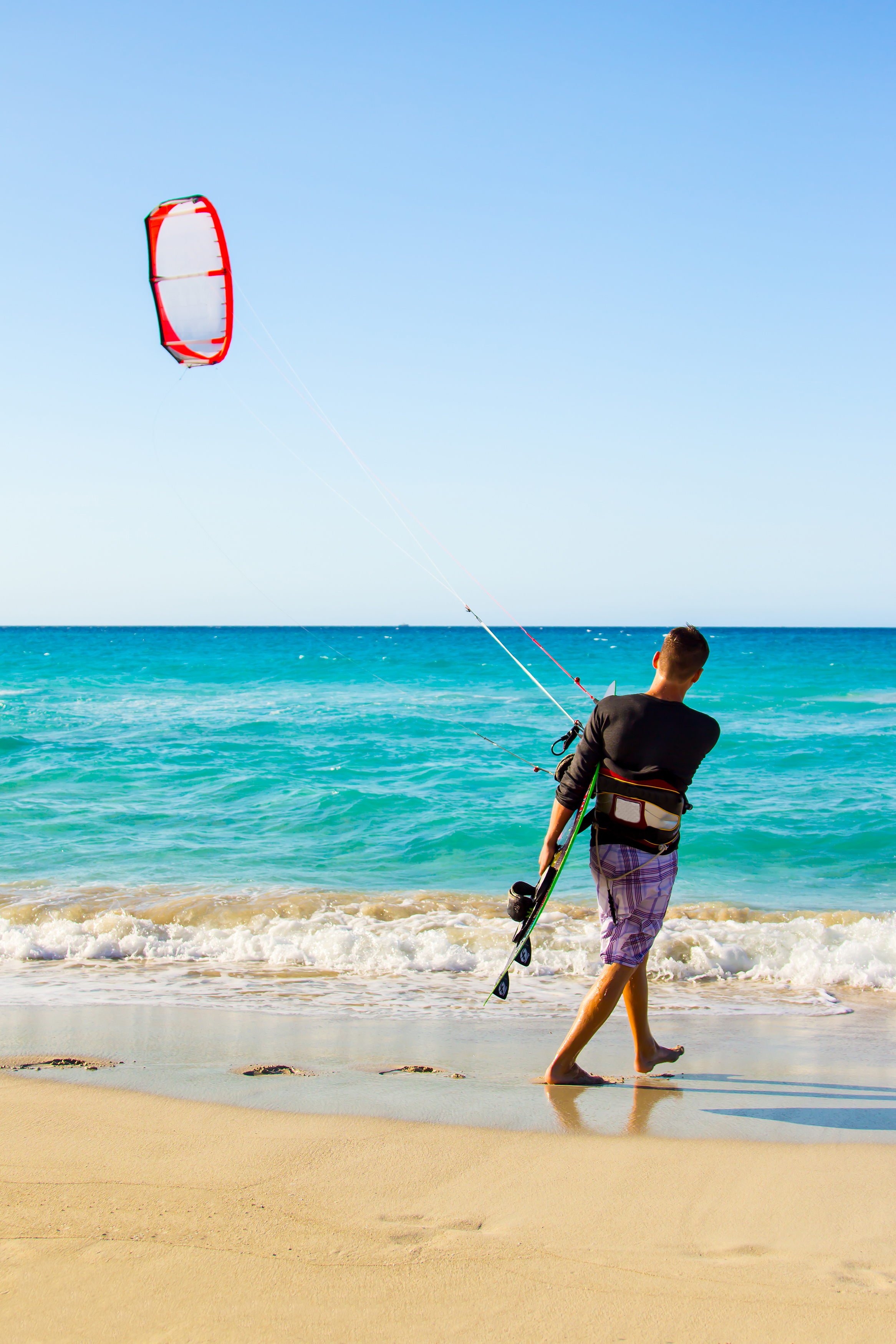 Ever Thought About Kiteboarding?