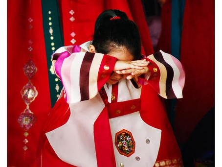 O Kimchi no Norte e no Sul
