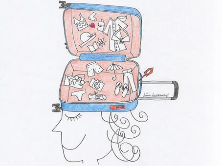 Sua mala de viagem - Post 1