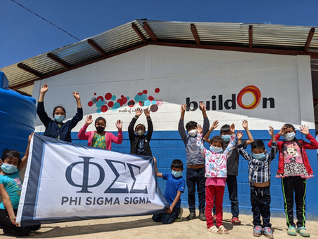 School Builds Reach Completion in Guatemala
