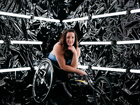 Sister Spotlight: Tatyana McFadden Competes in Tokyo 2020 Paralymic Games