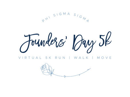 Founders' Day 5K Registration Now Open
