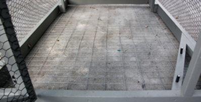 Floor fence