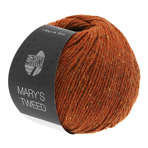 Mary´s Tweed Lana Grossa Wolle