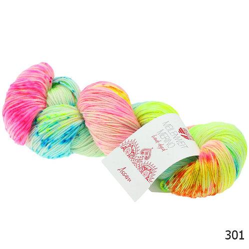 Meilenweit Merino Hand-dyed 301