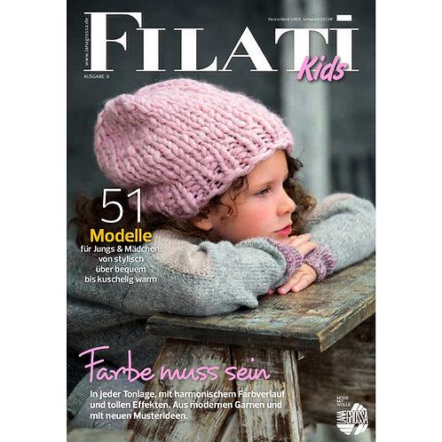 FILATI Kids Nr.9 Titelseite