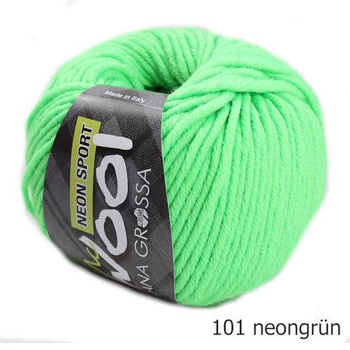 McWool Neon Sport 101