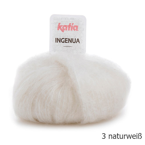Katia Ingenua Fb. 3 naturweiß