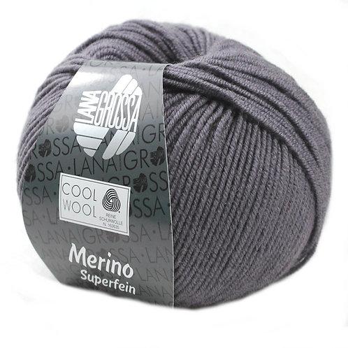 Cool Wool Merinowolle 582 mausgrau