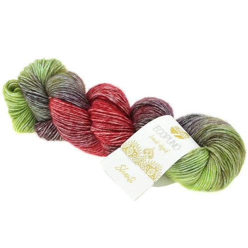 Ecopuno handgefärbt von Lana Grossa