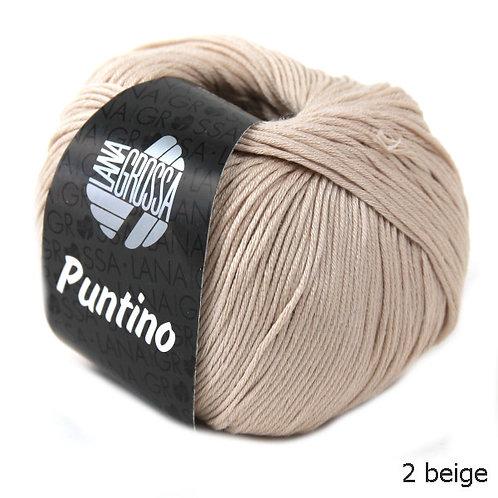 Puntino Fb. 2 beige Lana Grossa