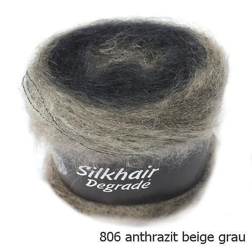 Silkhair dégradé Fb. 806 von Lana Grossa