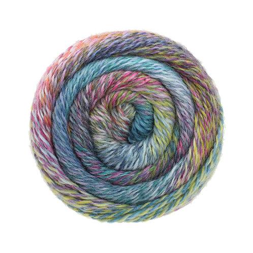 Meilenweit Rainbow Sockenwolle 6-fach