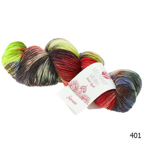 Meilenweit Merino Hand-dyed 401