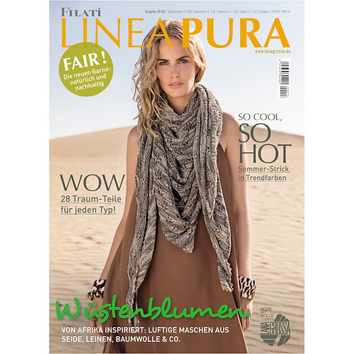 Linea Pura No.13 Titelseite