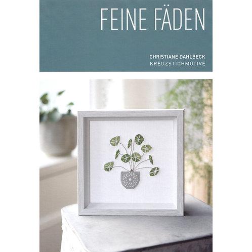Feine Fäden Stickbuch C.Dahlbeck Fingerhut