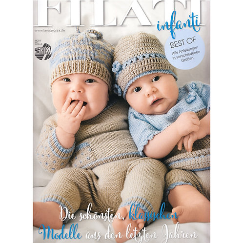 Titelbild FILATI Infanti best of