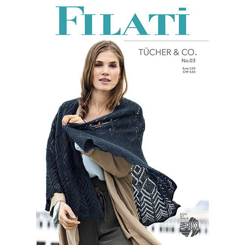 FILATI Tücher & Co. 03 Titelseite
