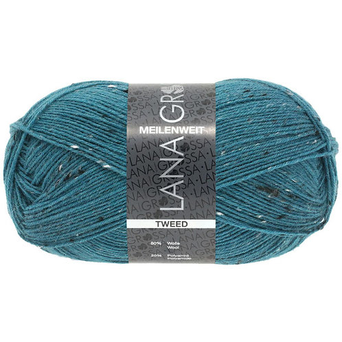 Meilenweit Sockenwolle Lana Grossa Tweed