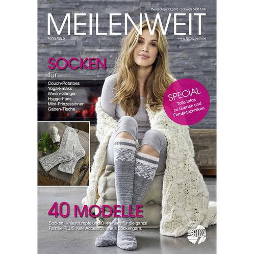 Meilenweit No.05 Socken & Co.