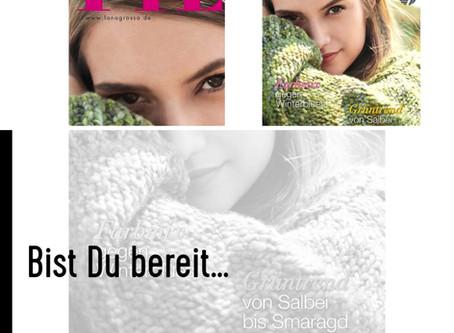 Bist du bereit.....für´s FILATI Magazin 58