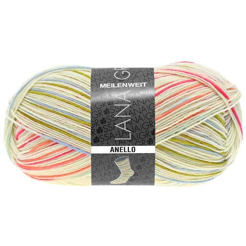 Meilenweit Anello Sockenwolle 4-fach