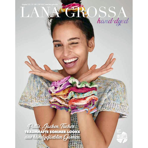 LANA GROSSA hand-dyed No.2