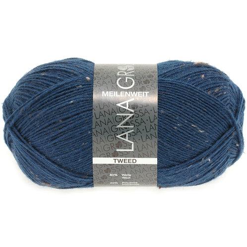 Meilenweit Tweed Sockenwolle Lana Grossa