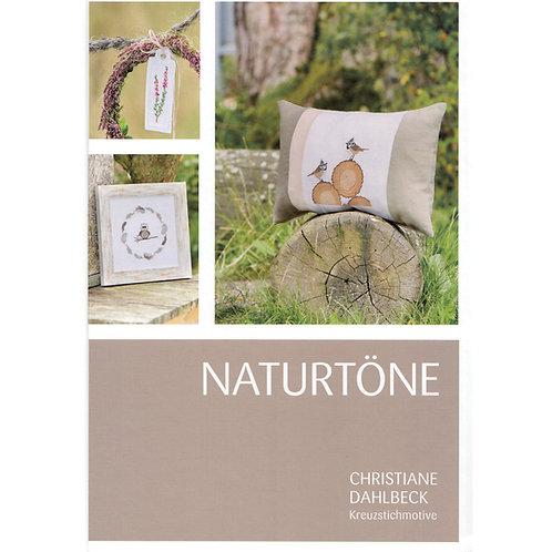 "Stickbuch ""Naturtöne"" Christiane Dahlbeck"