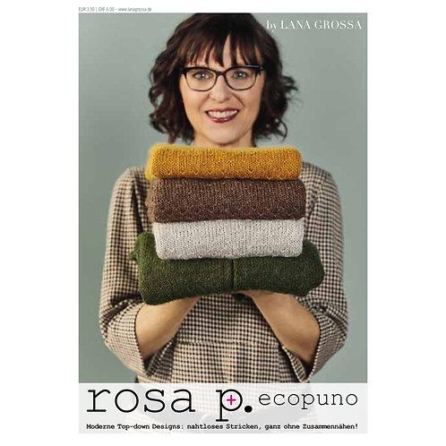 Strickanleitung für Ecopuno Design Rosa p.