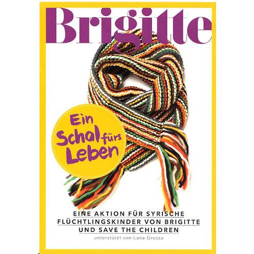 Ein Schal fürs Leben 2016 Brigitte
