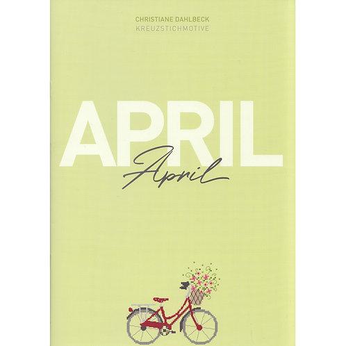 Leaflet April C.Dahlbeck