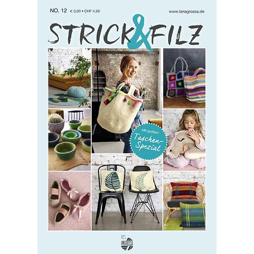 STRICK & FILZ No.12