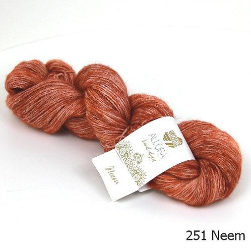 Allora Hand-dyed Lana Grossa 251 Neem