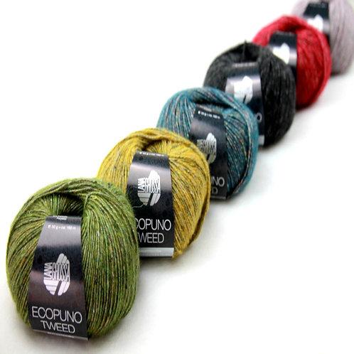Ecopuno Tweed von Lana Grossa