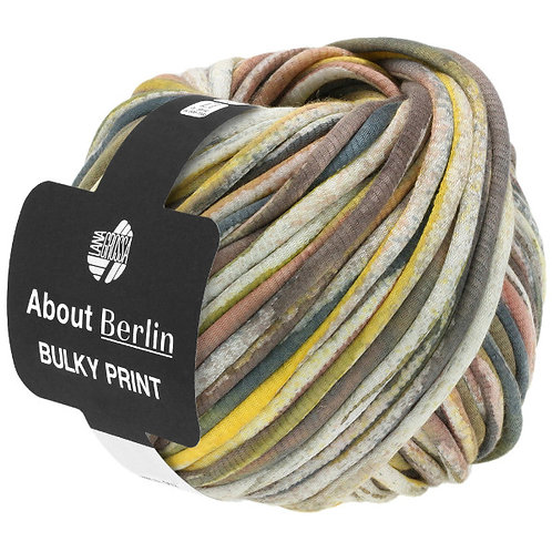 About Berlin Bulky print 151