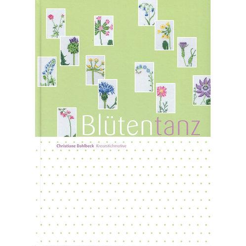"""Kreuzstichbuch """"Blütentanz"""" Fingerhut"""