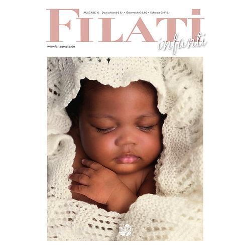 FILATI Infanti 16 Titelseite
