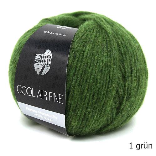 Cool Air Fine Fb. 1 grün