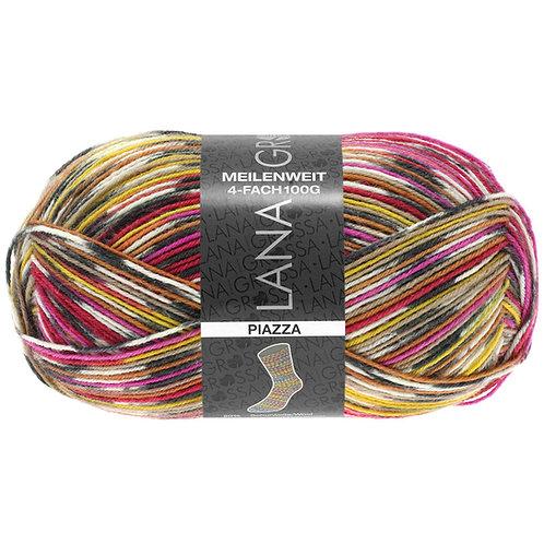 Meilenweit 4-fach Sockenwolle LANA GROSSAS