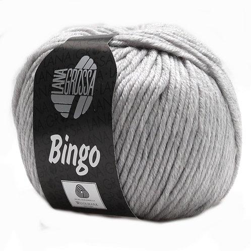 Bingo Fb. 01 hellgrau meliert