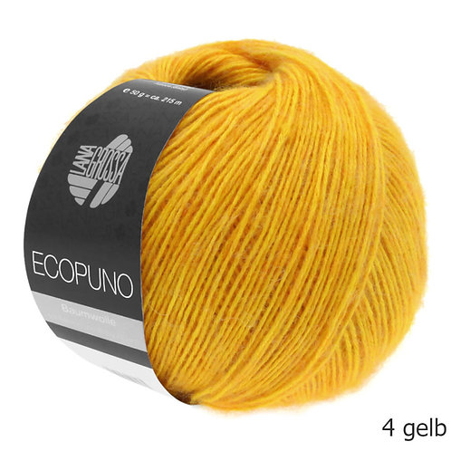 Ecopuno Fb. 4 gelb